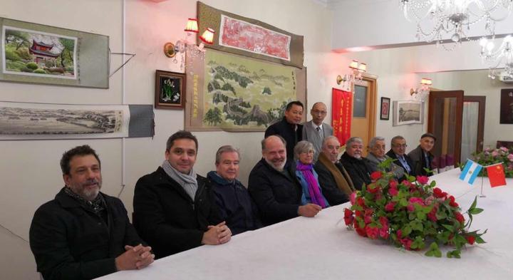 """""""感知中国・大美青海""""中国青海民族文化艺术展演在阿根廷首都圆满落幕"""